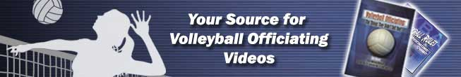 Your Source for Volleyball Officiating Videos
